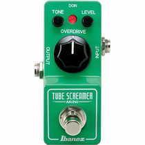 Pedal Ibanez Tube Screamer Ts Mini - Ts9 Ts808 Dx
