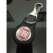 Chaveiro Carro Fiat Emborrachado Logo Marcas Nacional Novo