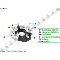 Placa Retificadora 95a Scania - Gauss