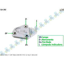 Regulador De Voltagem Veículo C/ Delco 28v 110a - Gauss