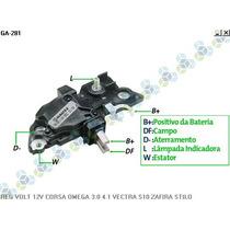 Regulador De Voltagem Astra Sedan 2.0 04/04 14v - Gauss