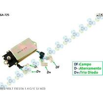Regulador De Voltagem Ford Fiesta 1.4 14v 100a - Gauss