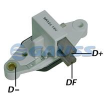 Regulador De Voltagem 14v 90a New Holland Fiat Gauss Ga026