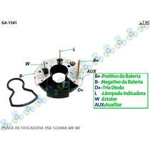 Placa Retificadora Trator Mf 290 292 297 299 95a - Gauss