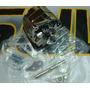 Alternador 110a Cromado+suporte Billet Ford 302 Maverick V8