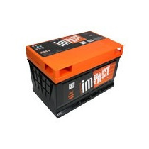 Bateria Para Som Automotivo Impact Is80 80ah Direita
