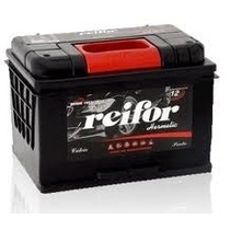 Bateria 55 Amperes Reifor Livre De Manutenção Free