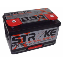 Stroke Power 100ah/hora 850ah/pico Bateria Automotiva