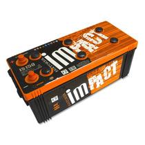 Bateria Para Som Automotivo Is150 - 150 A/h Impact