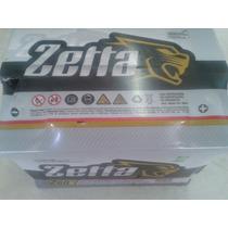 Bateria Zetta 60a ( 2° Linha Moura ) Garantia 12 Meses Z60d