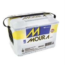 Bateria Moura 60 Amperes Todos Os Modelos Nova Ah Disk 24hs
