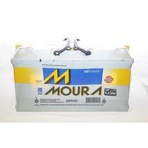 Bateria Moura 95 Amperes Ah M95qd Pronta Entrega 24hs 12x S/