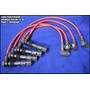 Cabos De Vela Vw Gol Power 1.0-16v S/ Distribuidor Vermelho