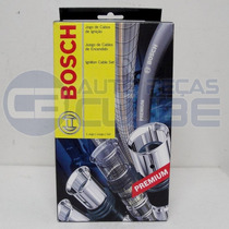 Jg Cabos Vela Vw Gol Parati Gti 2.0 16v Bosch 9295080053