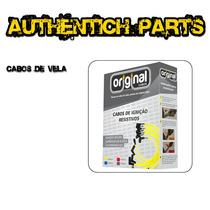 Jogo De Cabos De Vela 8mm Gm Corsa 1.4 8v Flex 07 Em Diante