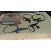 Jogo Cabo Vela Tigra Corsa Gsi 16v Original Gm T