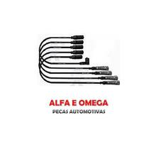 Jogo Cabo Vela Parati Quadrada 1987/ Motor Ap 1.6 1.8 C/pino