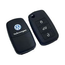 Capa Silicone Chave Canivete Gol Up Fox Spacefox Voyage Vw