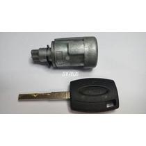 Cilindro Ignição Ford Focus Com 1 Chave / Ano Após 2009