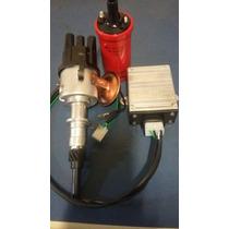 Kit De Ignição Eletrônica Completo Do Opala 4cc