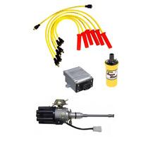 Kit Distribuidor Ignição Eletronica Opala 6 Cilindros