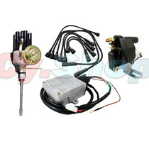 Kit Ignição Eletrônica P/ Jeep Willys, Rural, F75 6cc