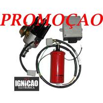Igniçao Eletronica Do Fusca Com Distribuidor ,modulo Bosch