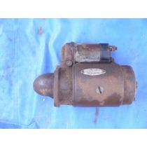 Motor De Arranque Opala Original Delco Remy Garantia