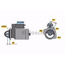 Motor Arranque Bosch 0001109306 Iveco Daily Ate 12