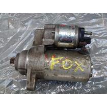 Motor Arranque Bosch Fox,space,saveiro,gol ,voyage Envio Já