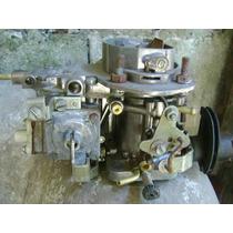 Carburador Opala Solex Brosol Duplo Alcool 6cl H 34
