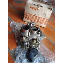 Carburador Chevette Weber Duplo Álcool 1.4 1980/