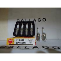 Jogo De Velas Ford F-1000 3.6 Gasolina/gnv 6 Cilindros (6)