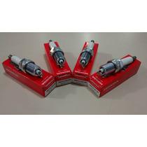 Jogo Velas Orig. Honda Civic 1.7 16v Lx 01/05 Zfr6j-11 4pçs