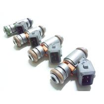 Bico Injetor P/ Motor Ap 1.6 1.8 2.0 E Flex