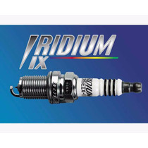 Vela Ignição Ngk Iridium Bkr9eix Vw Golf Gti 1.8 20v Turbo