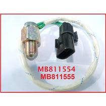 Kit 01 Sensor Interruptor 4x4 + Luz Ré L200 Pajero Sport