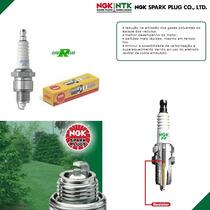 Vela De Ignição Ngk Green Plug Fiat Punto 1.4 8v Mpi Fire Fl