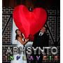 Coração Vermelho - Sputnik Inflável - 150x150 Cm - Abhsynto