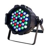 Canhão De Led Par 108w Q5b -3wx36 Pro Light