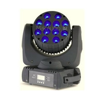 Moving Beam Led Cree 12x10w-rgbw Leds 4in1+nf+garantia+ssist