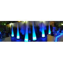 Combo 6 Torres Sputnik 230cm,debutantes,dj,barman,festa,luz