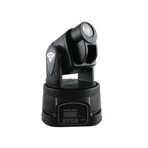 Mini Moving Head Led Spot 15w Rgb Dmx Efeito Beam, Strobo