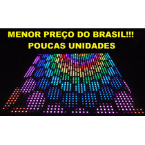 Pista De Leds - Pista De Dança Em Led 4 X 4 Frete Grátis!!!
