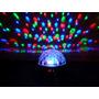 Meia Bola Led Cristal Magic Dmx E Na )) G.y Iluminação ((