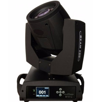 Moving Beam 200 5r Philips Touch Screem 20 Canais Dmx Top