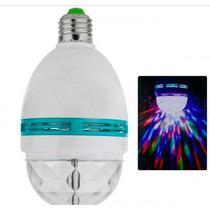 Lampada De Led Colorida Rotativa Apenas