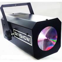 Raio De Sol Mega Ray Sk-900 Skyshow Rgbw - 2 Anos Garantia
