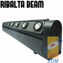 Ribalta Beam Com Movimento Tilt Rgbw Ah Lights Original
