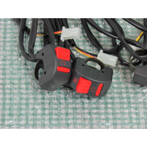 Interruptor De Farol Auxiliar (milha) / Motocicletas